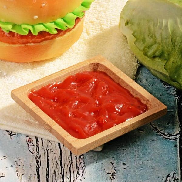 Bambusová miska na omáčky Sauce
