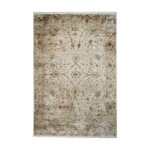 Béžový koberec Obsession Lao, 170×120 cm