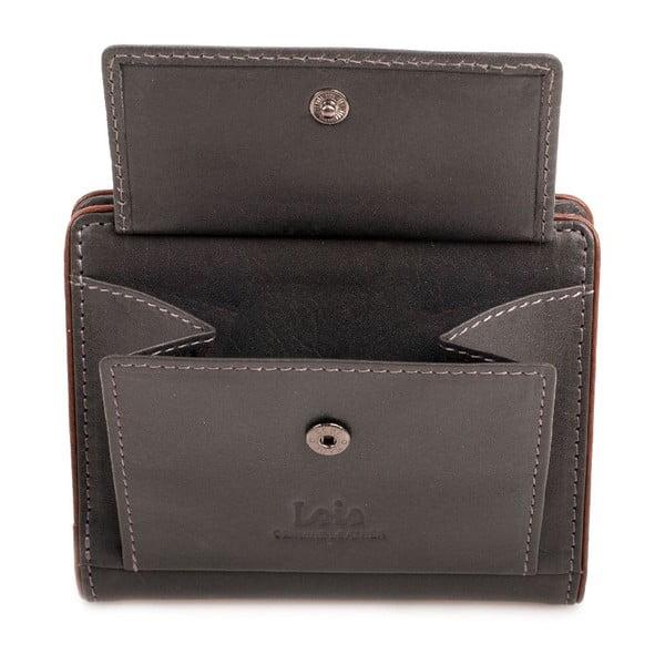 Kožená peňaženka Lois Vision, 8,5x10,5 cm