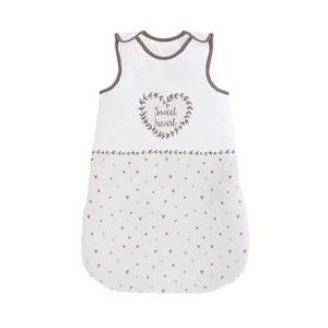 Dojčenský spací vak Tanuki Sweet Heart, dĺžka 70 cm