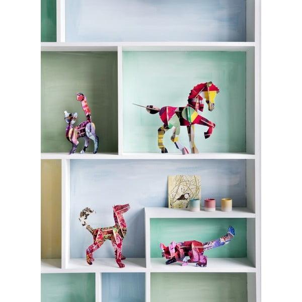 3D skladačka Totem Horse