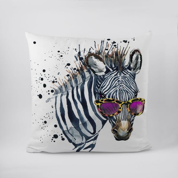 Vankúš Cool Zebra