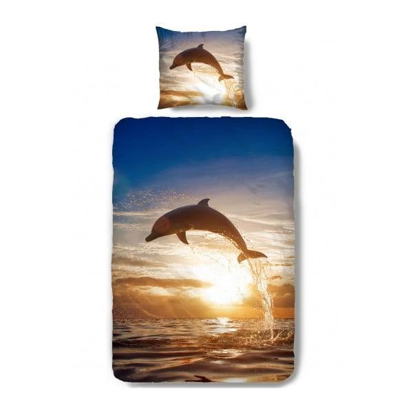 Obliečky Muller Textiel Dolphin, 140x200cm