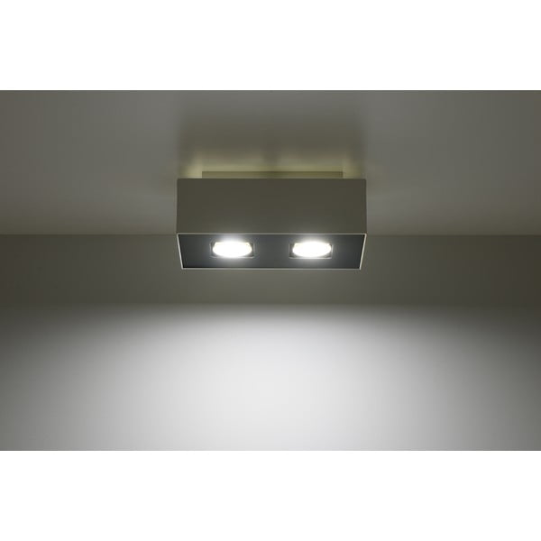 Biele stropné svetlo Nice Lamps Hydra 2
