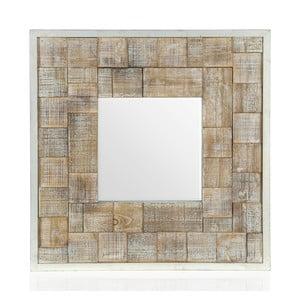 Nástenné zrkadlo Washed, 80x80 cm