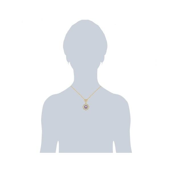 Náhrdelník so Swarovski Elements Claire