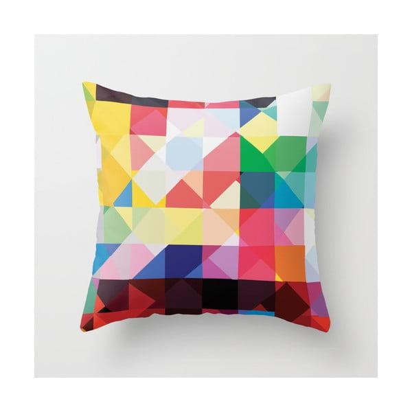 Obliečka na vankúš Mini Triangles I, 45x45 cm