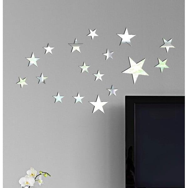 Zrkadlové samolepky Million Stars