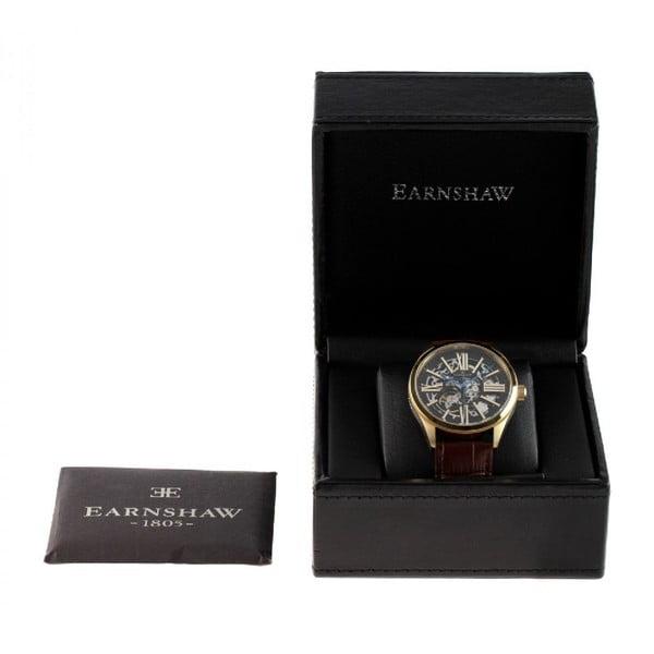 Pánske hodinky Thomas Earnshaw Brown/Gold