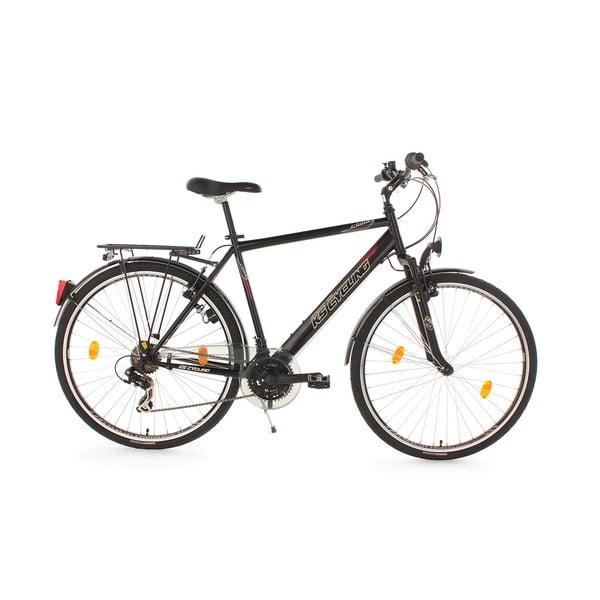 "Pánsky bicykel City Bike CLX Black, 28"""