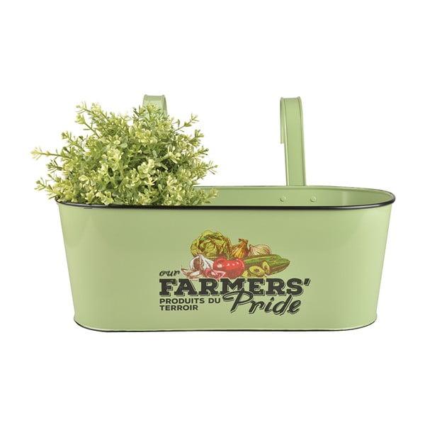 Závesný truhlík na kvety Farmer's Pride