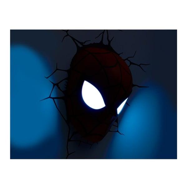 Nástenné svetlo s nálepkou Tnet Spiderman