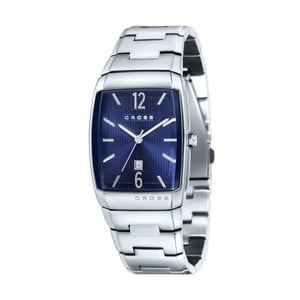Pánske hodinky Cross Arial Barrel Blue, 32.5 mm