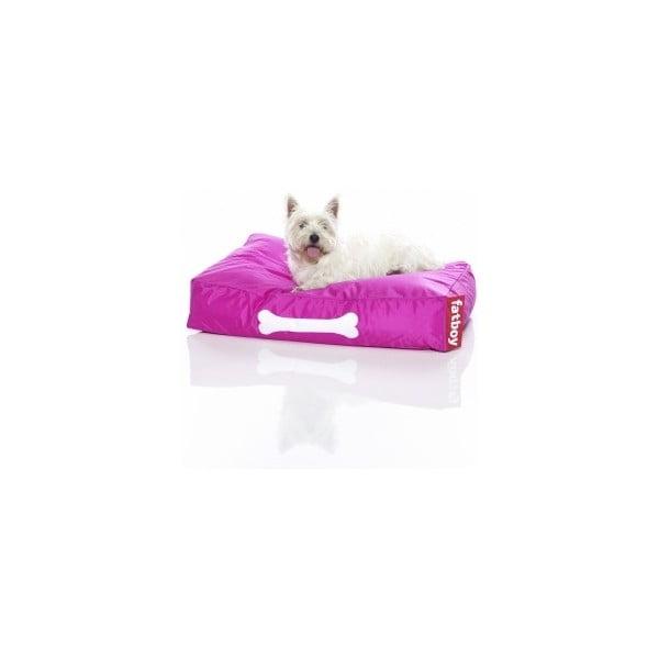 Růžový pelech pre psov Fatboy Doggieloung, veľ. S