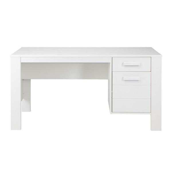 Biely pracovný stôl DeEekhoorn Robin