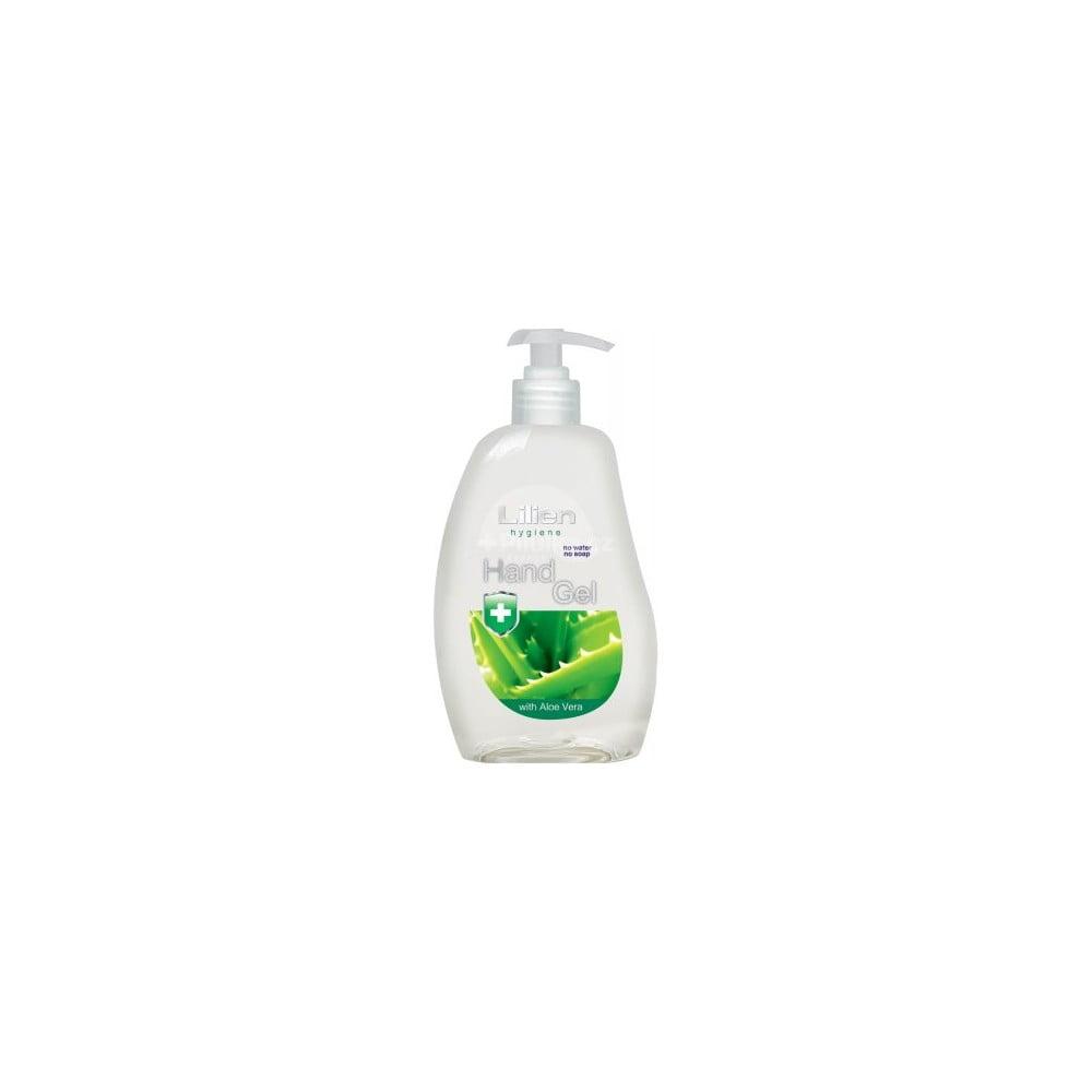 Antibakteriálny gél na ruky s aloe vera Lilien Hand Gel, 500 ml