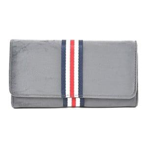 Sivá peňaženka Renata Corsi Durma
