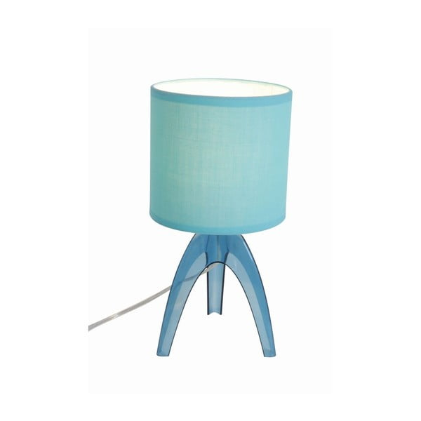Stolná lampa Meteo Turqouise