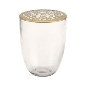 Dekoratívna váza v zlatej farbe A Simple Mess Kaysa
