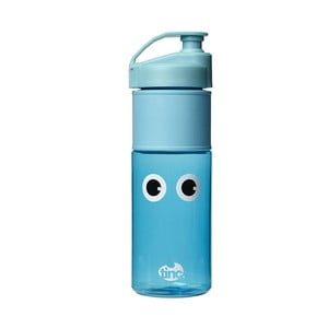 Modrá fľaša na vodu TINC Tonkin