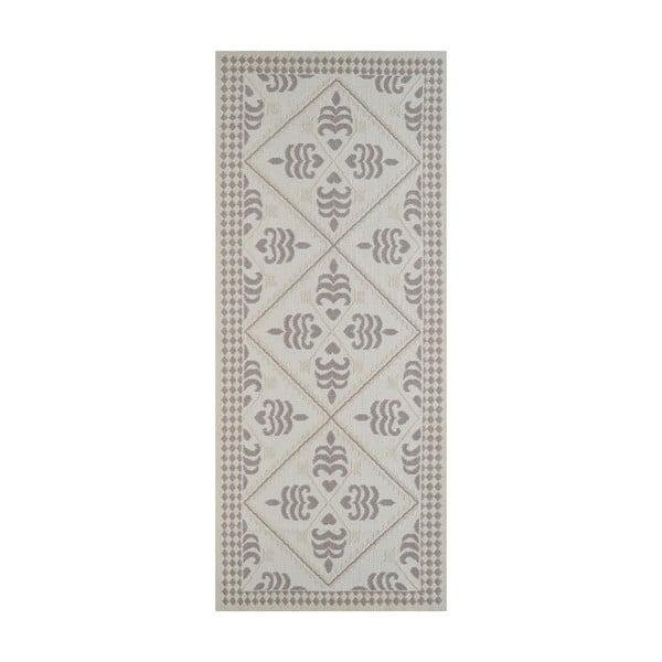 Béžový odolný koberec Vitaus Lulu, 120x180cm