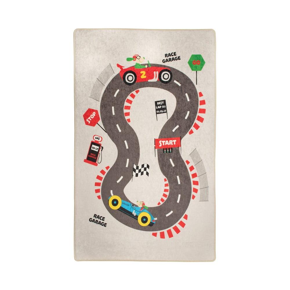 Detský koberec Game, 140 × 190 cm