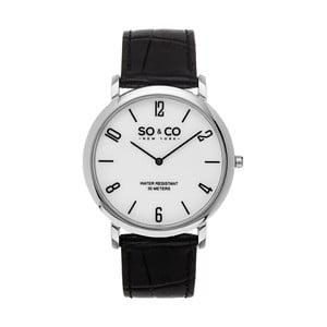 Pánske hodinky Madison Classic Silver/Black