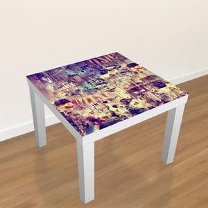 Samolepka Fanastick Vintage Table, 55 x 55 cm