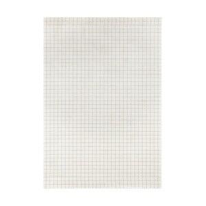 Krémovo-modrý koberec Elle Decor Euphoria Ermont, 160×230 cm