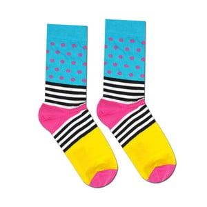 Bavlnené ponožky Hesty Socks Dotty, vel. 43-46