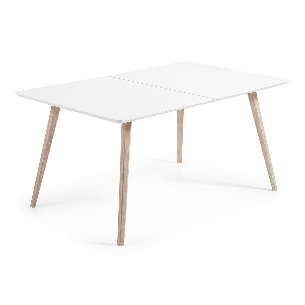 Rozkladací jedálenský stôl La Forma Quatre, dĺžka 160-260 cm