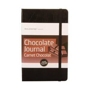 Zápisník Moleskine pre milovníkov čokolády Passion