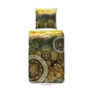 Posteľné obliečky z bavlneného saténu Muller Textiels Jose, 140×200 cm
