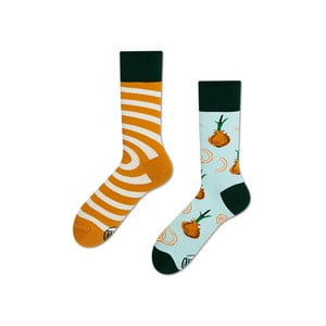 Ponožky Many Mornings Onion Rings, veľ.35/38