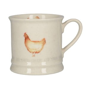 Keramický hrnček Creative Tops Brown Hen, 280 ml