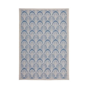 Koberec Tropical 370 Blue, 80x150 cm