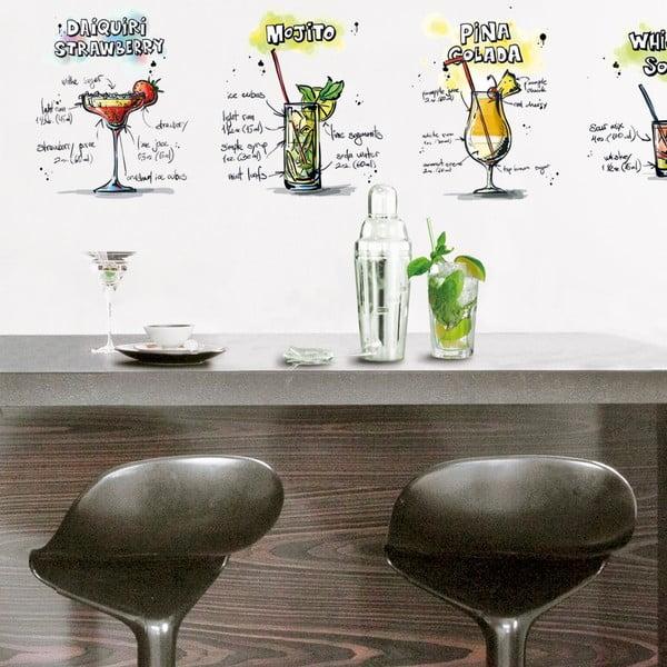 Samolepka Cocktail Party