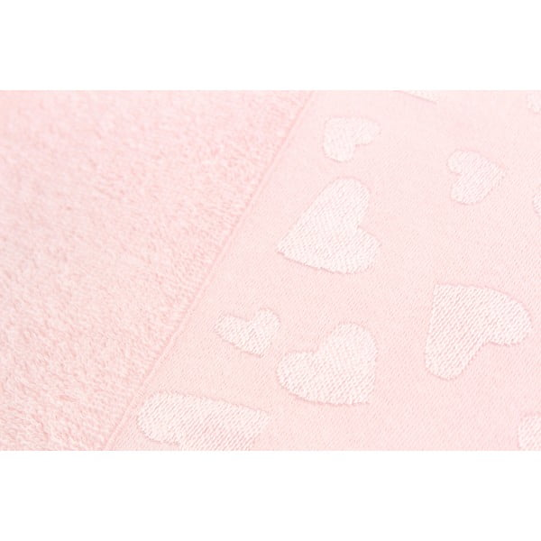 Sada 2 uterákov Kalp Pink, 50x90 cm