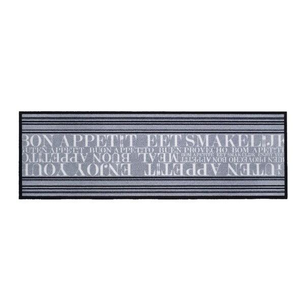 Kuchynská rohožka Hamat Guten Appetit, 50x150cm