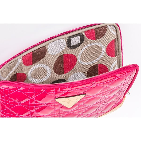 Obal na notebook Valentini Pink XS