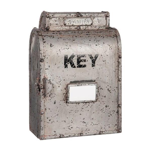 Box na kľúče Key Cabinet, 26,5x13x36 cm