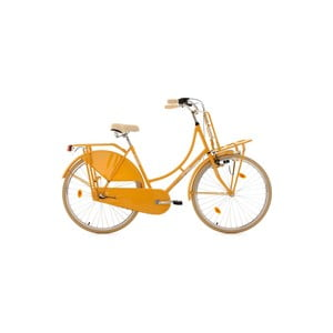 "Bicykel Tussaud Bike Orange, 28"", výška rámu 54 cm"
