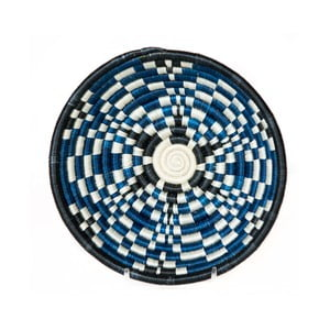 Ručne pletený kôš All across Africa Ngaliana, Ø 15,2 cm