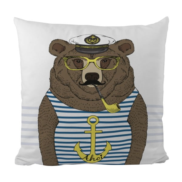 Vankúš Bear Sailor