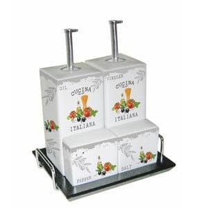 Set koreničiek PPD Cucina Italiana