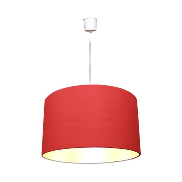 Závesné svietidlo White Inside One Red
