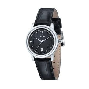 Dámske hodinky Cross New Chicago Black, 31 mm