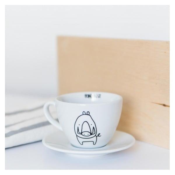 Hrnček na kávu Boar, 200 ml