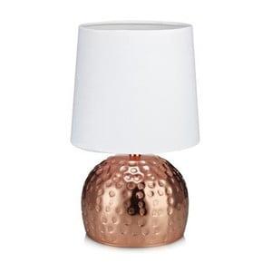 Medená stolová lampa Markslöjd Hammer