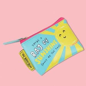 Kozmetická taštička/peňaženka Happy News Ray of Sunshine
